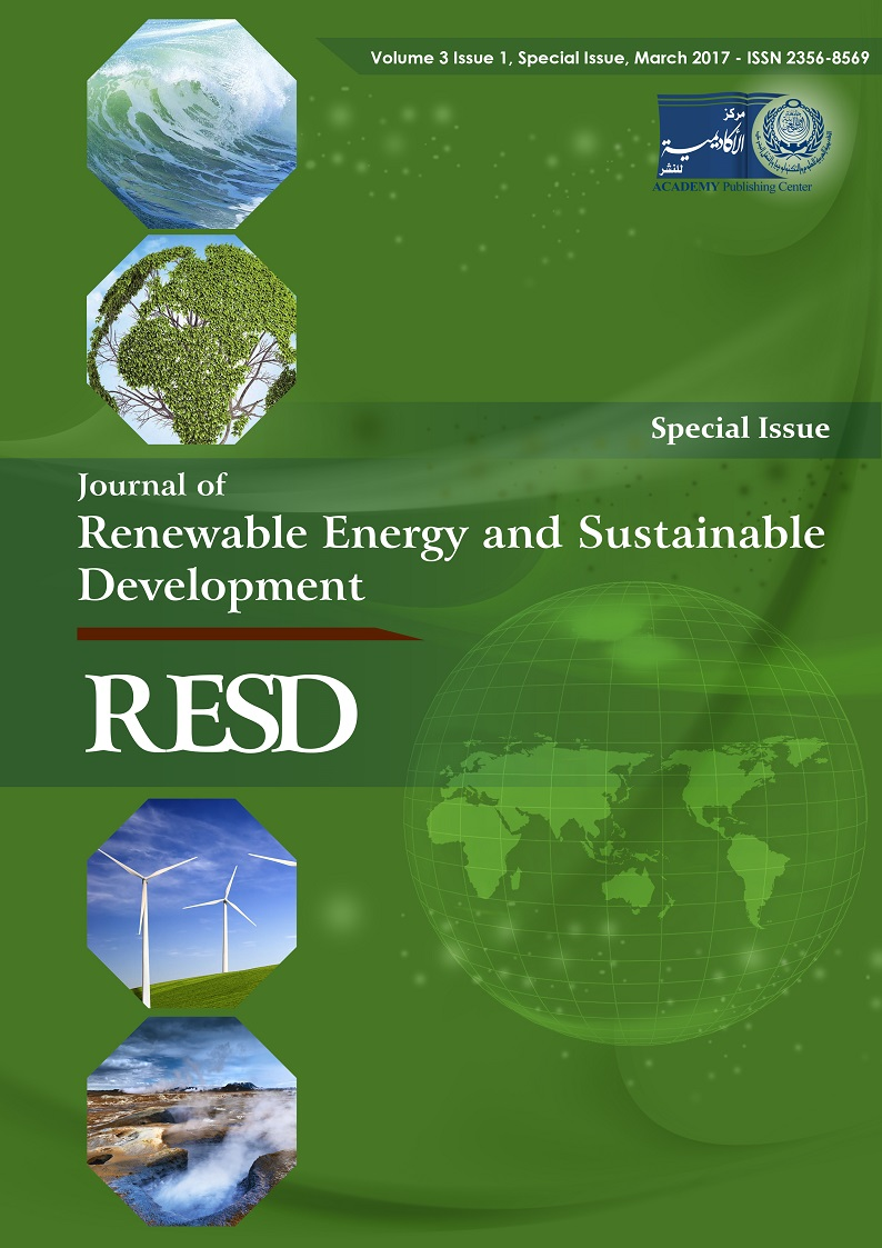 RESD, Vol 3, Issue 1, Special Issue, 2017