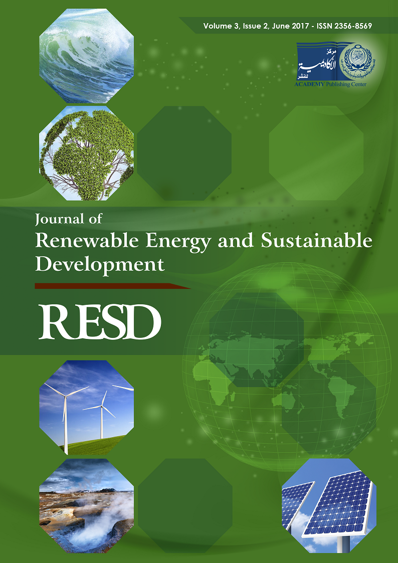 RESD, Vol 3, Issue 2, 2017