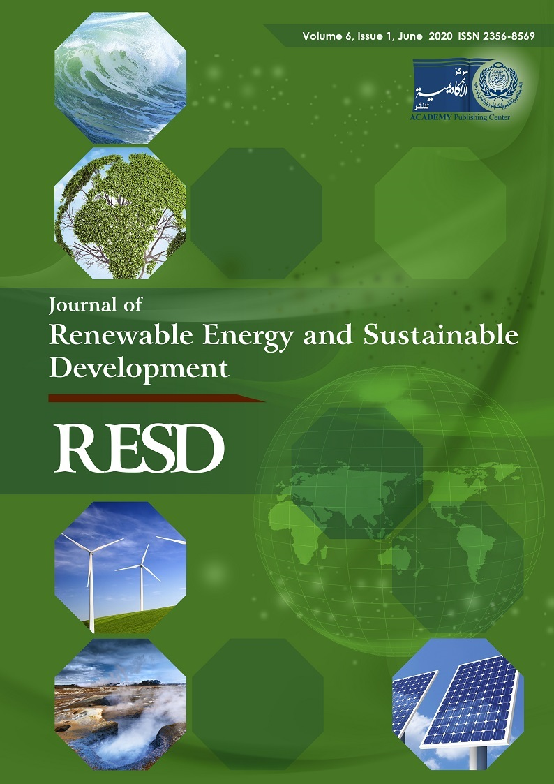 RESD, Vol 6, Issue 1, 2020